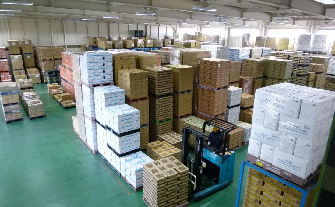 倉庫内業務